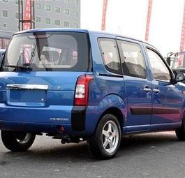 Электрические такси в Пекине