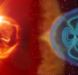 Солнечная буря всего лишь мазнула по Земле,
