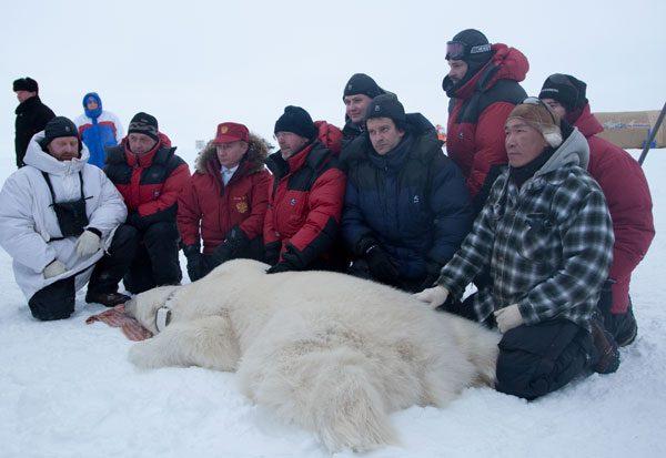 Мусор из Арктики приплыл в Архангельск