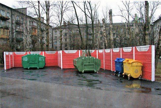 Раздельный сбор мусора будет внедрен в Москве в 2012 году