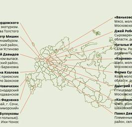Трансфермеры: Кто и как производит в России экологические продукты