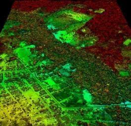 Запущена высокоточная картографическая система  контроля за выбросами CO2