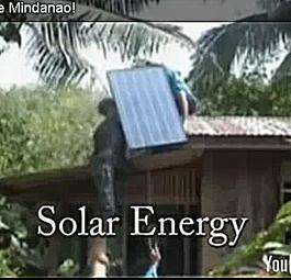 Как энергия из возобновляемых источников используется для развития автономного мусульманского района Минданао