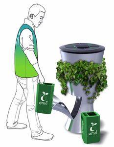 Как подружиться с органическим мусором