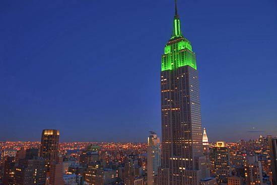 10 городов США, с самым большим количеством энергоэффективных зданий Energy Star