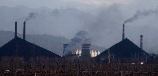 Выбросы серы в Китае тормозят изменение климата