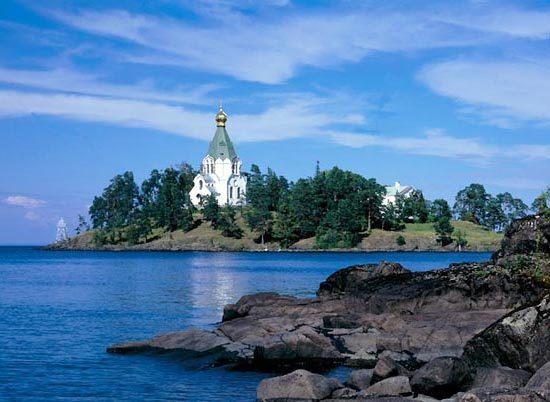 Православный взгляд на проблемы экологии