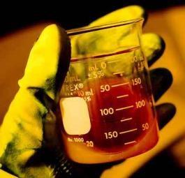 Химический коктейль вокруг нас