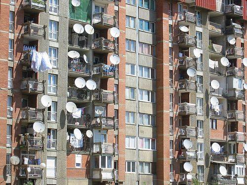 Виды и масштабы электромагнитного загрязнения окружающей среды