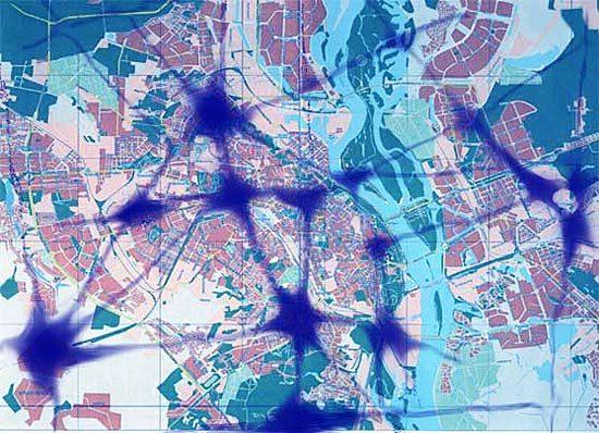 Геопатогенные эффекты локальных разломов земной коры