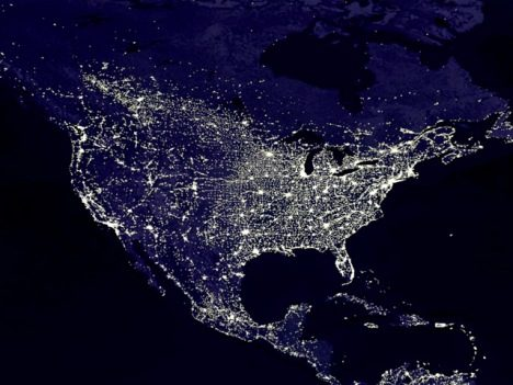 Куда исчезли звезды? Негативное влияние чрезмерного освещения на природу и человека