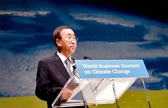 ООН предложила создать экологический фонд в 100 млрд долларов за месяц