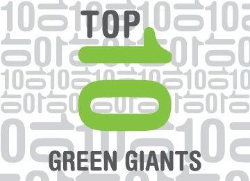 10 Компаний Зеленых гигантов