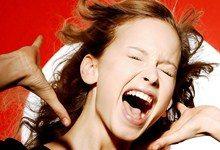 Женская нервозность обусловлена функционированием мозга